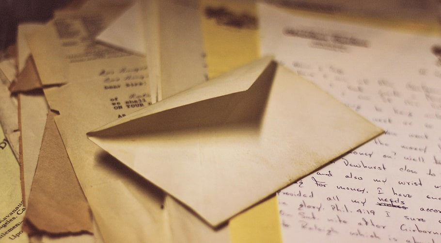 Are you able to write formal letters?